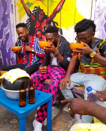 Juls – Agoro ft. Bisa Kdei x Adenkule Gold (Official Video)