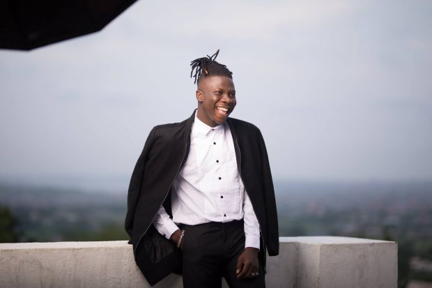 You are a strong man - Stonebwoy praises Zylofon Media Boss