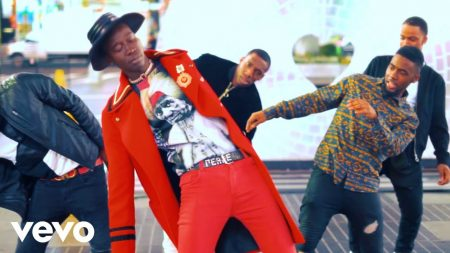 Chi Ching Ching – Rock Di World ft. Fatman Scoop x Patoranking x Stonebwoy (Official Video)