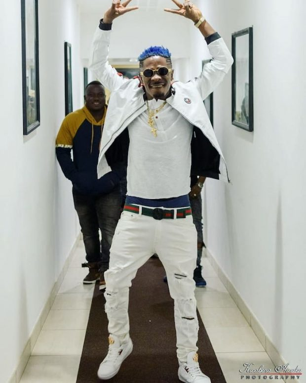 Shatta Wale - Performer (Prod  by MOG Beatz)