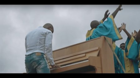 King Promise – CCTV ft. Sarkodie x Mugeez (Official Video)