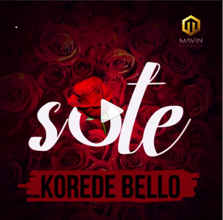 Korede Bello – Sote (Prod. by Baby Fresh)