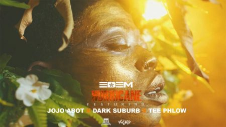 Edem – Hurricane ft. Teephlow x Dark Suburb x JoJo Abot (Official Video)