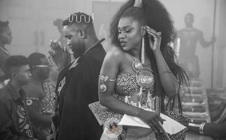 Becca – Nana ft. Sarkodie (Official Video)
