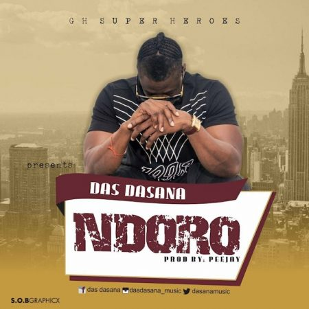 VIDEO: Das Dasana – Ndoro (Prod. by Peejay)