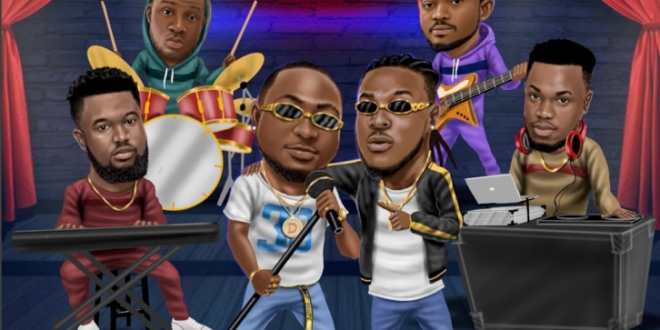 GospelOnDeBeatz – Run Am ft. Davido x Peruzzi