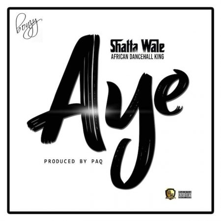 Shatta Wale – Ay3 (Witch)(Prod. by PAQ)