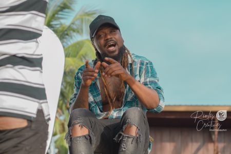 Samini – Mighty (Freestyle) (Prod. by Brainy Beatz)