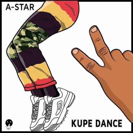 A-Star – Kupe Dance ft. Xklusiph (Mixed by Spoky)