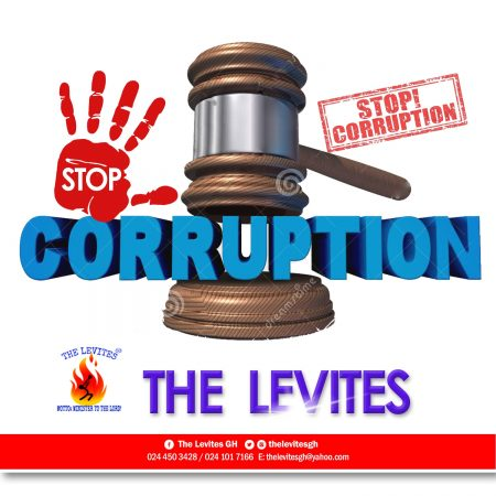The Levites – Stop Corruption (Mixed by DrrayBeat)