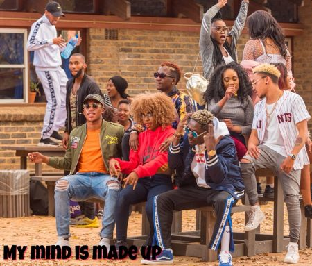 Shatta Wale – My Mind Is Made Up (Official Video)