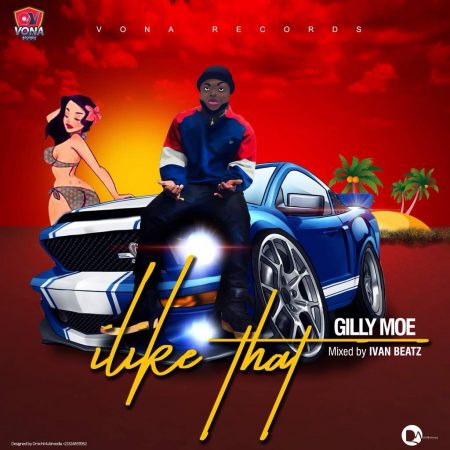 Gilly Moe – I Like That (Mixed by IVan Beatz)