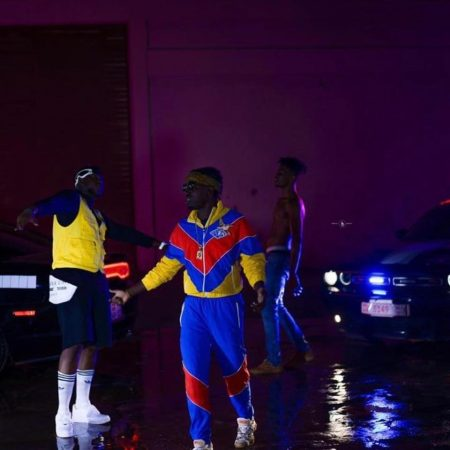 Criss Waddle – King Kong ft. Kwesi Arthur (Official Video)