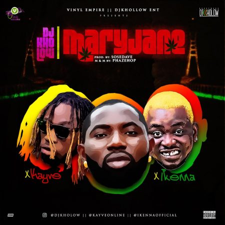 DOWNLOAD: DJ Kholow Ft. Kayve & Ikenna – Maryjane