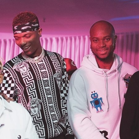 King Promise x Wizkid – Tokyo (Official Video)