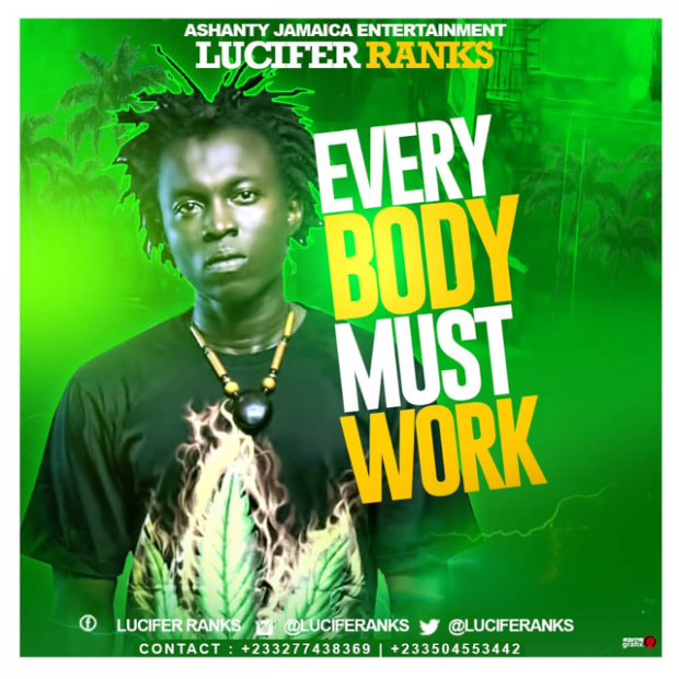 Everybody Must Work (Prod. By Elorm Beatz