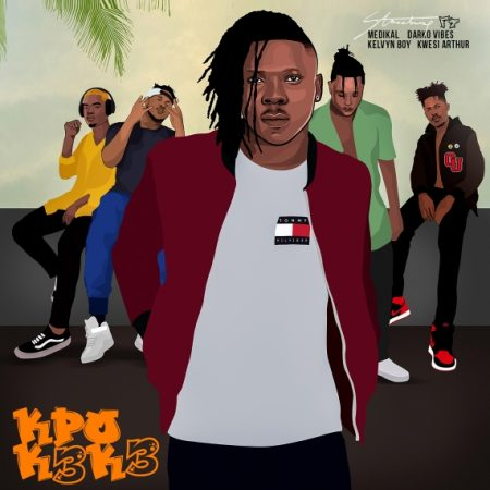 Stonebwoy – Kpo K3K3 ft. Medikal, DarkoVibes, Kelvyn Boy & Kwesi Arthur (Official Video)