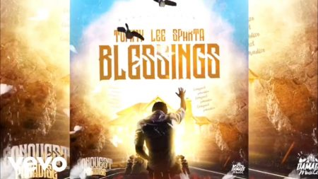 Tommy Lee Sparta – Blessings (Prod. by Damage Musiq)