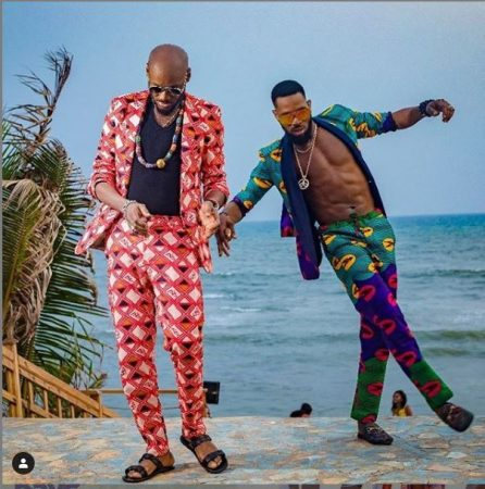 D'Banj – Baecation ft. 2Baba (Prod. by Shizzi)