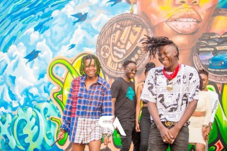 OV – Want Me ft. Stonebwoy (Official Video)