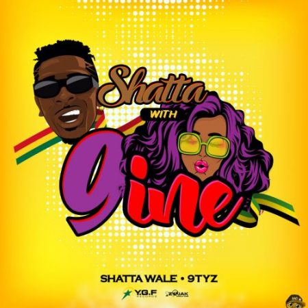 Shatta Wale – Shatta With 9 ft. 9TYZ