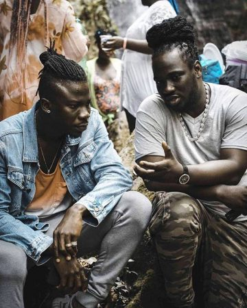StoneBwoy – Feeling Lonely ft. I-Octane (Official Video)