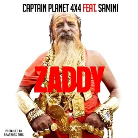 Captain Planet (4×4) – Zaddy ft. Samini (Prod. by Beatboss Tims)