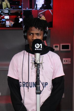 Kwesi Arthur – Fire In The Booth (Freestyle)
