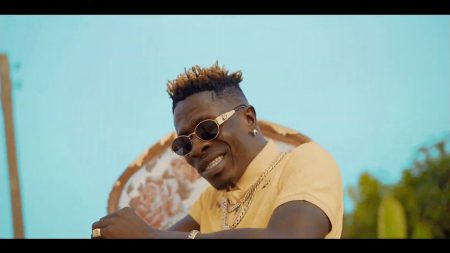 Shatta Wale – God is Alive (Official Video)
