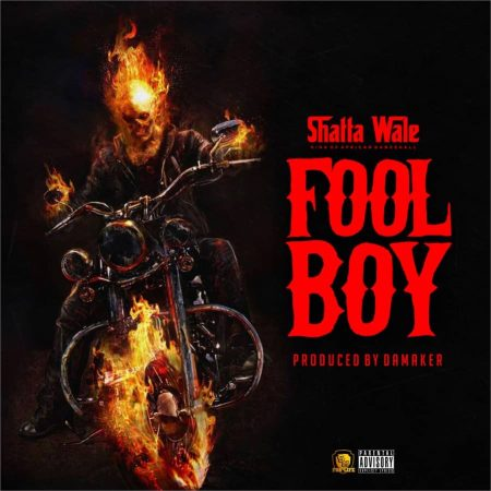 Shatta Wale – Fool Boy (Buffalo Soulja Diss) (Prod. by Da Maker)