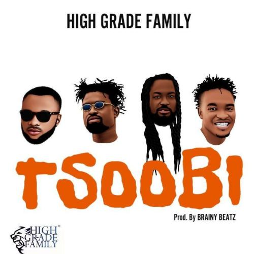 Download Samini - Tsoobi ft. Senario, Razben & Rowan 1