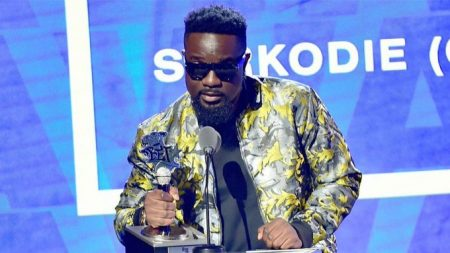 Sarkodie – 2019 BET Hiphop Cypher (Freestyle)