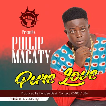 Philip Macaty – Pure Love (Prod. by PenDee Beat)