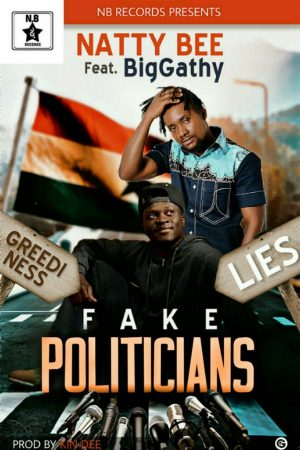Natty Bee – Fake Politicians ft. BigGathy
