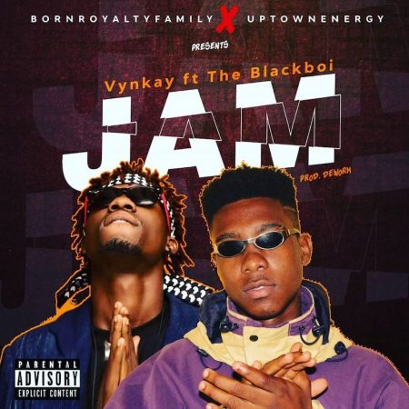 Vynkay – Jam ft. The Blackboi (Prod. by DeWorm)