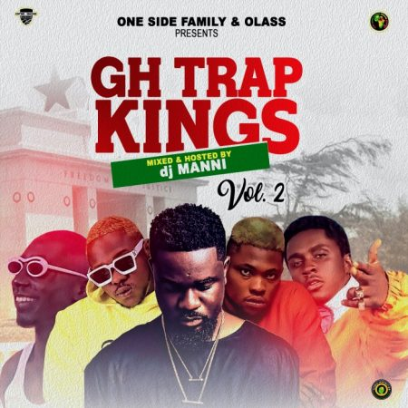 DJ Manni – GH Trap Kings (Volume Two)