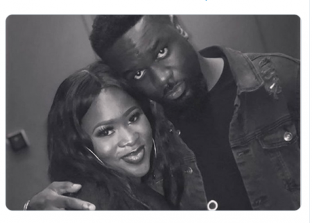 Sarkodie – Broken Heart ft. Sista Afia (Prod. by Mog Beatz)