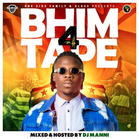 Stonebwoy – BHIM Tape (Vol. 4)(Hosted by DJ Manni)