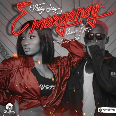Wendy Shay – Emergency ft. Bosom P-yung (Prod by Chensee Beatz)