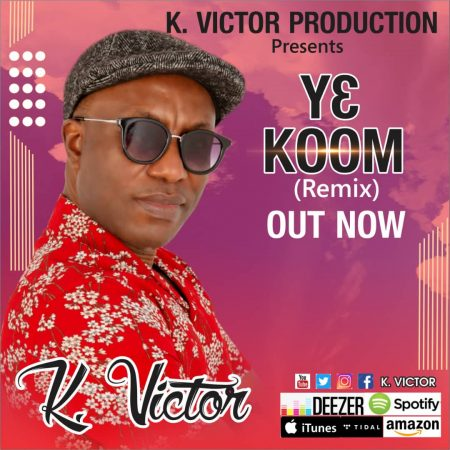 K Victor – Y3 Koom (Remix) ft Paa Sammy
