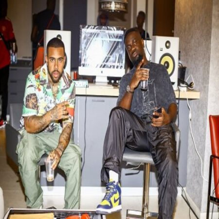 Sarkodie – Vibration ft. Vic Mensa (Official Video)